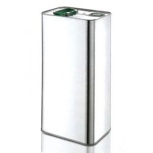 Λευκοσίδηρη Συσκευασία Λαδιού
